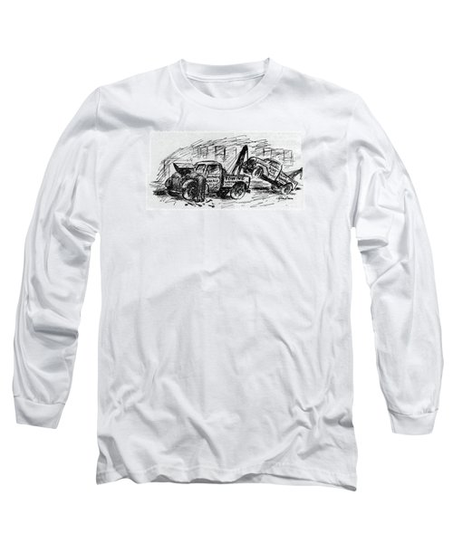New Yorker August 5th, 1944 Long Sleeve T-Shirt