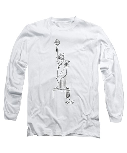 New Yorker August 8th, 1977 Long Sleeve T-Shirt