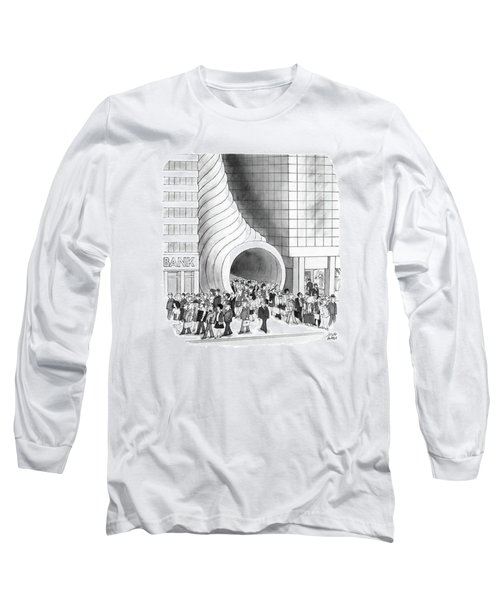 New Yorker August 8th, 1988 Long Sleeve T-Shirt