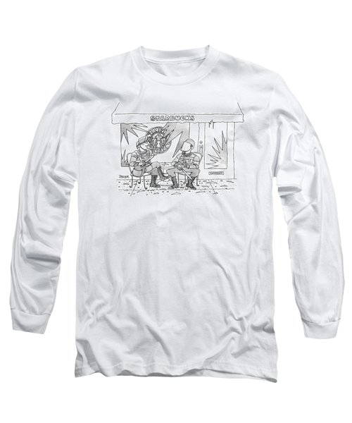 New Yorker December 13th, 1999 Long Sleeve T-Shirt