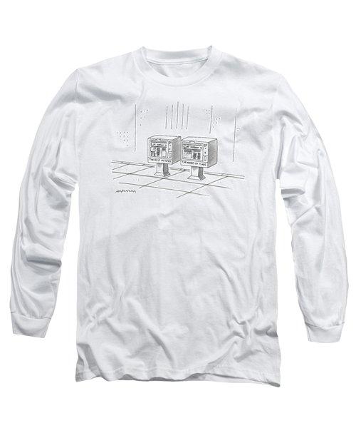 New Yorker December 22nd, 1997 Long Sleeve T-Shirt