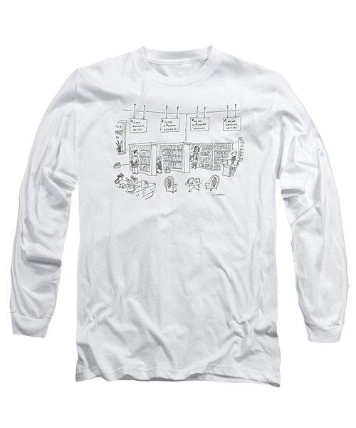 New Yorker December 23rd, 1996 Long Sleeve T-Shirt