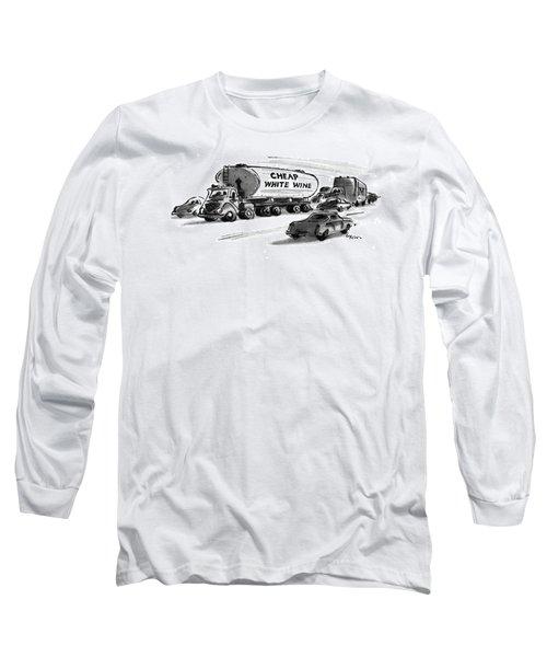 New Yorker December 25th, 1978 Long Sleeve T-Shirt