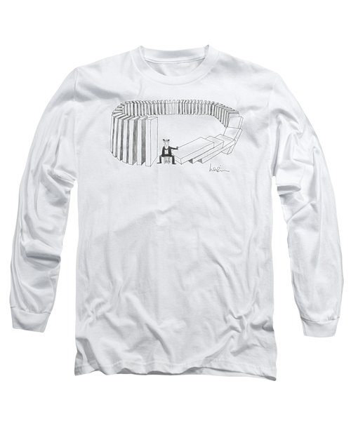 New Yorker December 27th, 1976 Long Sleeve T-Shirt