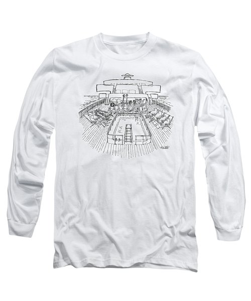 New Yorker December 31st, 1979 Long Sleeve T-Shirt