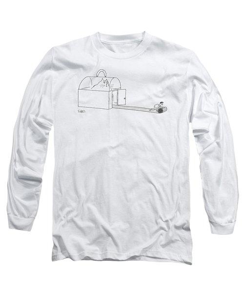 New Yorker February 10th, 1992 Long Sleeve T-Shirt