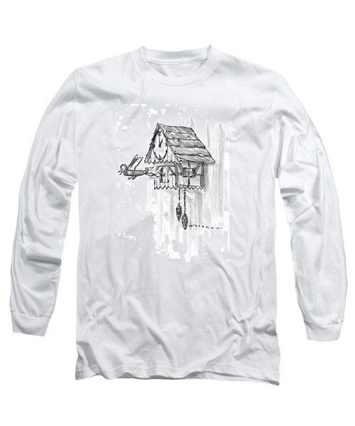 New Yorker February 10th, 1997 Long Sleeve T-Shirt by Bill Woodman