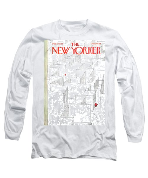 New Yorker February 13th, 1978 Long Sleeve T-Shirt