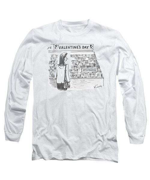 New Yorker February 15th, 1999 Long Sleeve T-Shirt