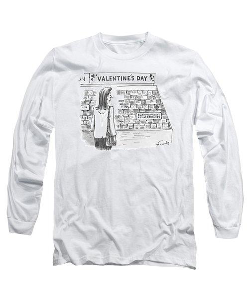 New Yorker February 15th, 1999 Long Sleeve T-Shirt