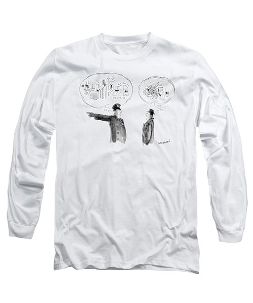 New Yorker February 16th, 1976 Long Sleeve T-Shirt
