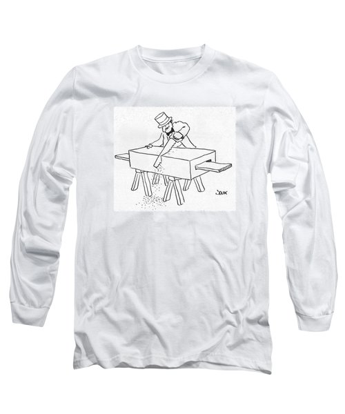 New Yorker February 17th, 1975 Long Sleeve T-Shirt