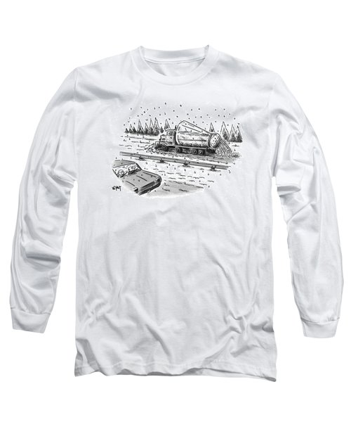 New Yorker February 22nd, 1999 Long Sleeve T-Shirt
