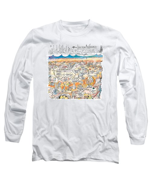 New Yorker February 22nd, 1999 Long Sleeve T-Shirt