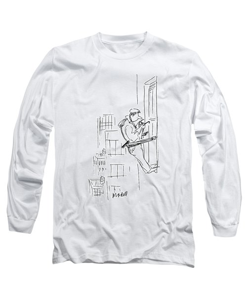 New Yorker February 24th, 1975 Long Sleeve T-Shirt