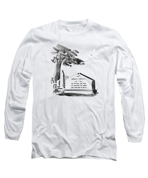 New Yorker February 24th, 1997 Long Sleeve T-Shirt