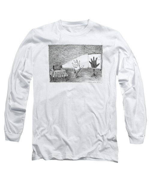 New Yorker February 25th, 1991 Long Sleeve T-Shirt
