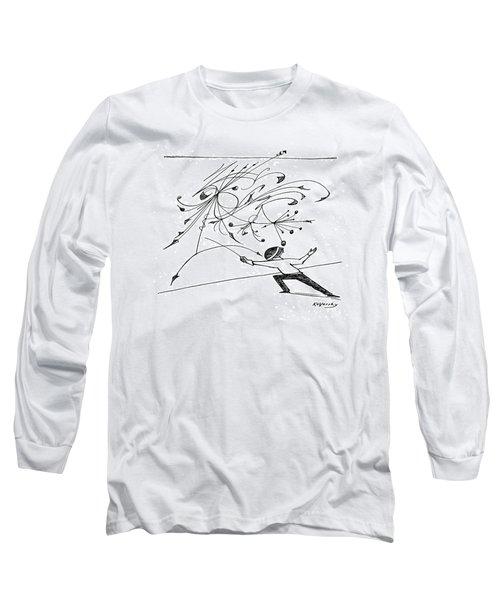 New Yorker February 5th, 1955 Long Sleeve T-Shirt