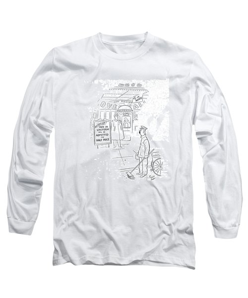 New Yorker February 8th, 1941 Long Sleeve T-Shirt