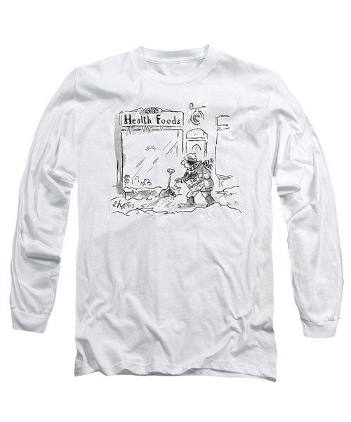 New Yorker February 8th, 1999 Long Sleeve T-Shirt