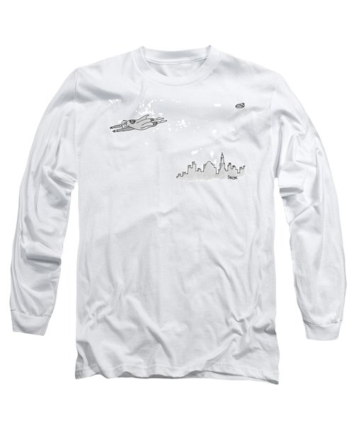 New Yorker January 11th, 1999 Long Sleeve T-Shirt