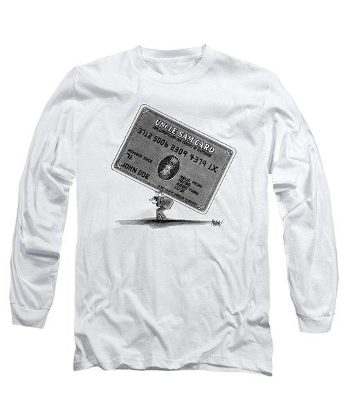 New Yorker January 14th, 1991 Long Sleeve T-Shirt