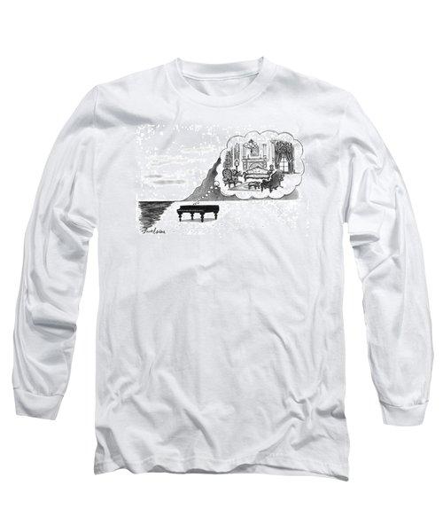 New Yorker January 24th, 1994 Long Sleeve T-Shirt