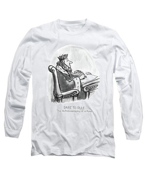 New Yorker January 27th, 1986 Long Sleeve T-Shirt