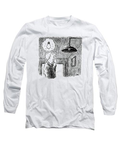 New Yorker January 27th, 1992 Long Sleeve T-Shirt