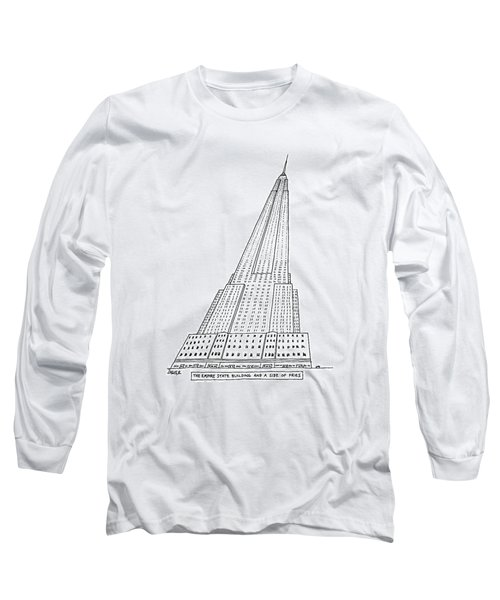 New Yorker January 4th, 1982 Long Sleeve T-Shirt