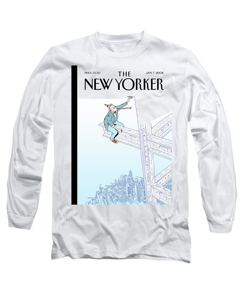 New Yorker January 7th, 2008 Long Sleeve T-Shirt