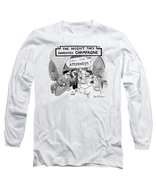 New Yorker January 8th, 1990 Long Sleeve T-Shirt