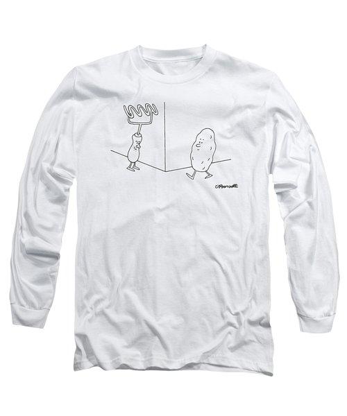 New Yorker January 9th, 1995 Long Sleeve T-Shirt