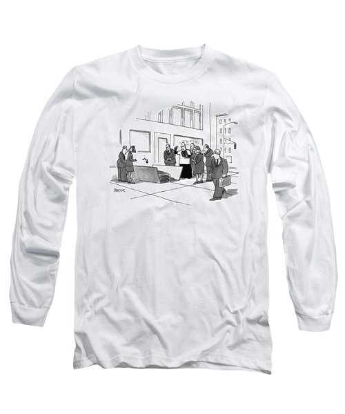 New Yorker July 11th, 1994 Long Sleeve T-Shirt