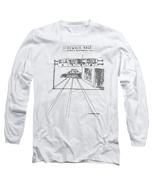 New Yorker July 12th, 1999 Long Sleeve T-Shirt