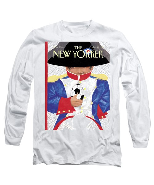 New Yorker July 13th, 1998 Long Sleeve T-Shirt