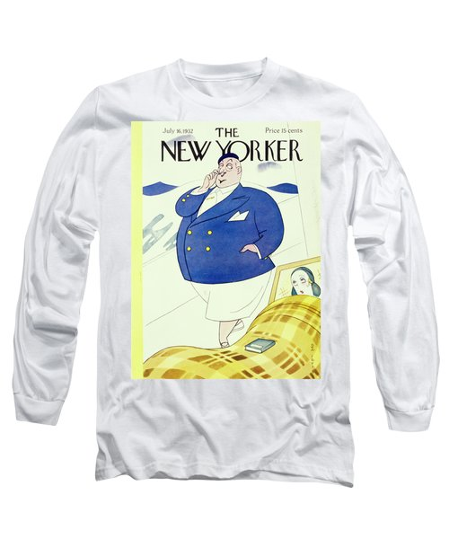 New Yorker July 16 1932 Long Sleeve T-Shirt
