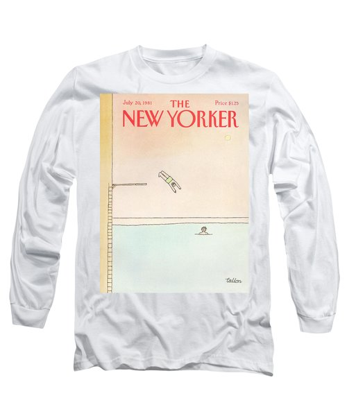 New Yorker July 20th, 1981 Long Sleeve T-Shirt