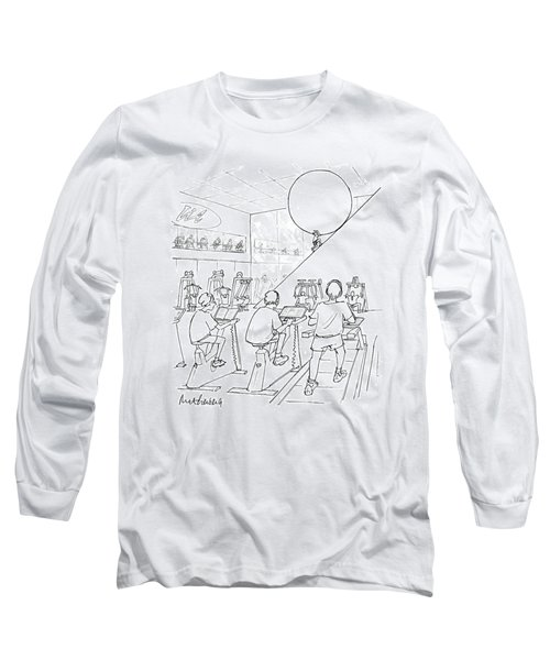 New Yorker July 20th, 1998 Long Sleeve T-Shirt