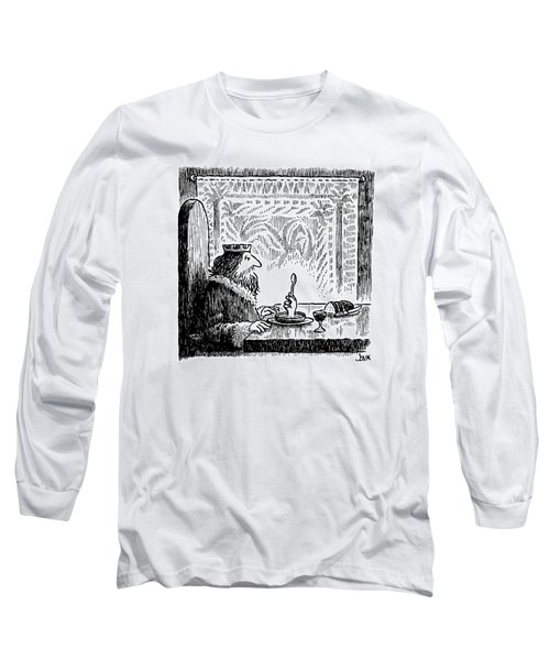 New Yorker July 22nd, 1991 Long Sleeve T-Shirt