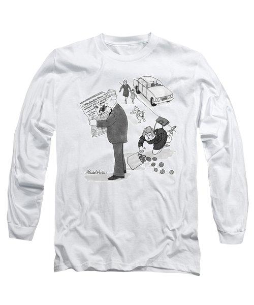 New Yorker July 23rd, 1979 Long Sleeve T-Shirt