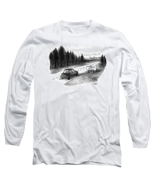 New Yorker July 29th, 1996 Long Sleeve T-Shirt