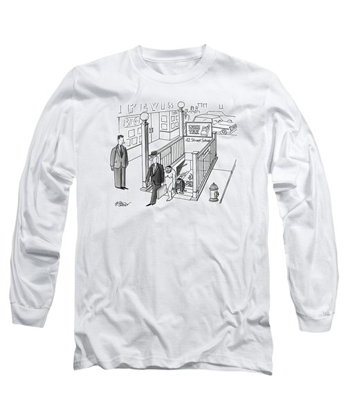 New Yorker July 30th, 1990 Long Sleeve T-Shirt