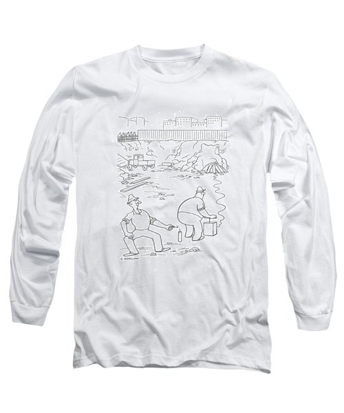 New Yorker July 5th, 1941 Long Sleeve T-Shirt