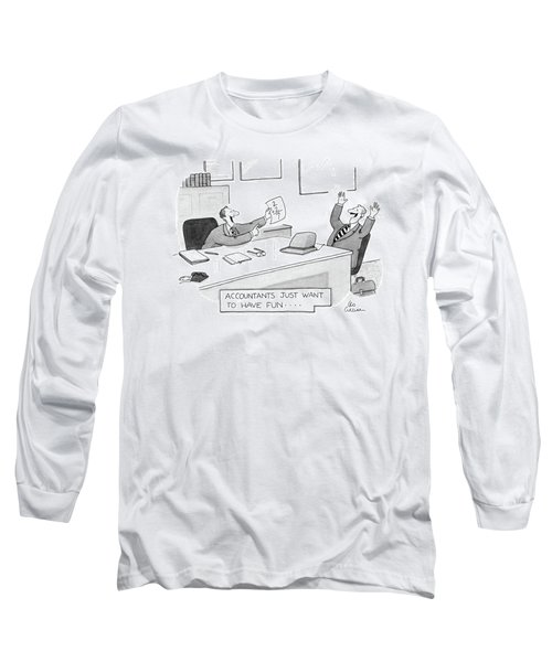 New Yorker July 8th, 1985 Long Sleeve T-Shirt