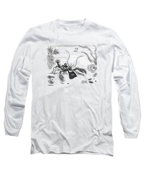 New Yorker July 8th, 1991 Long Sleeve T-Shirt