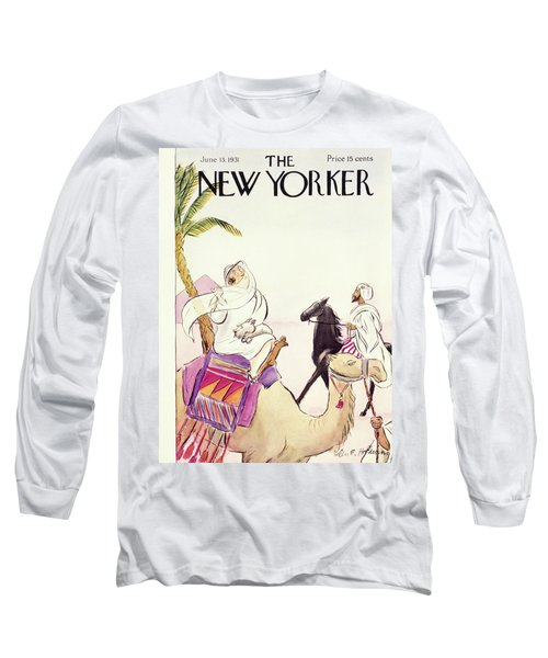 New Yorker June 13 1931 Long Sleeve T-Shirt