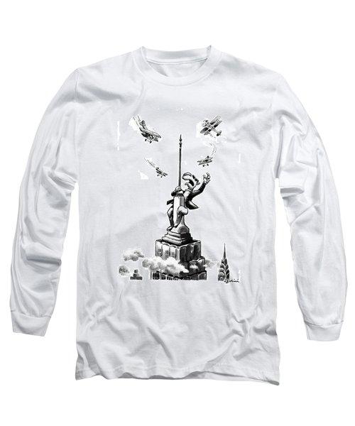 New Yorker June 16th, 1997 Long Sleeve T-Shirt