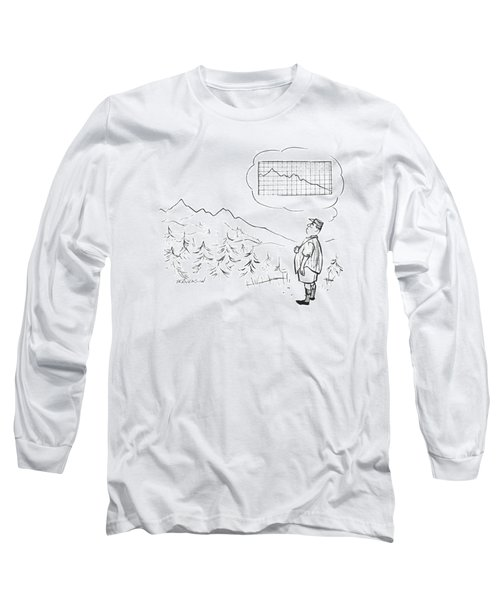 New Yorker June 21st, 1958 Long Sleeve T-Shirt