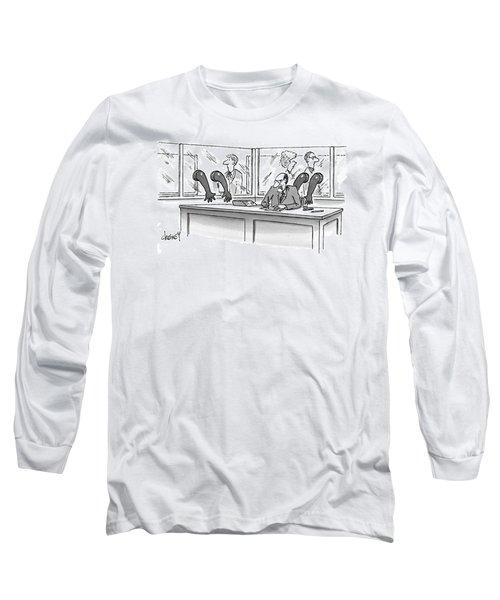 New Yorker June 21st, 1999 Long Sleeve T-Shirt